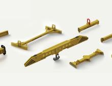 spreader beam types